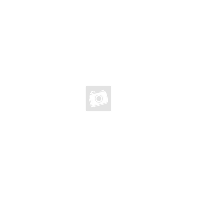 Alina bőrbetétes steppelt női leggings kockás